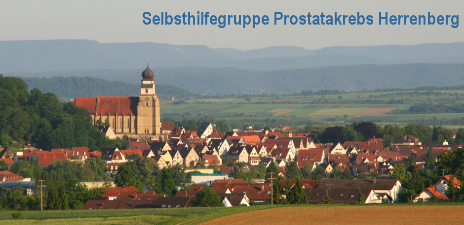 Selbsthilfegruppe Prostatakrebs Herrenberg